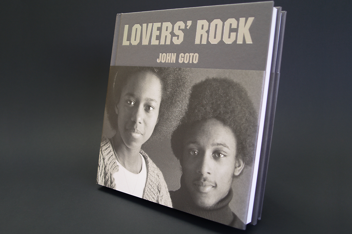 John Goto Book: Lovers Rock